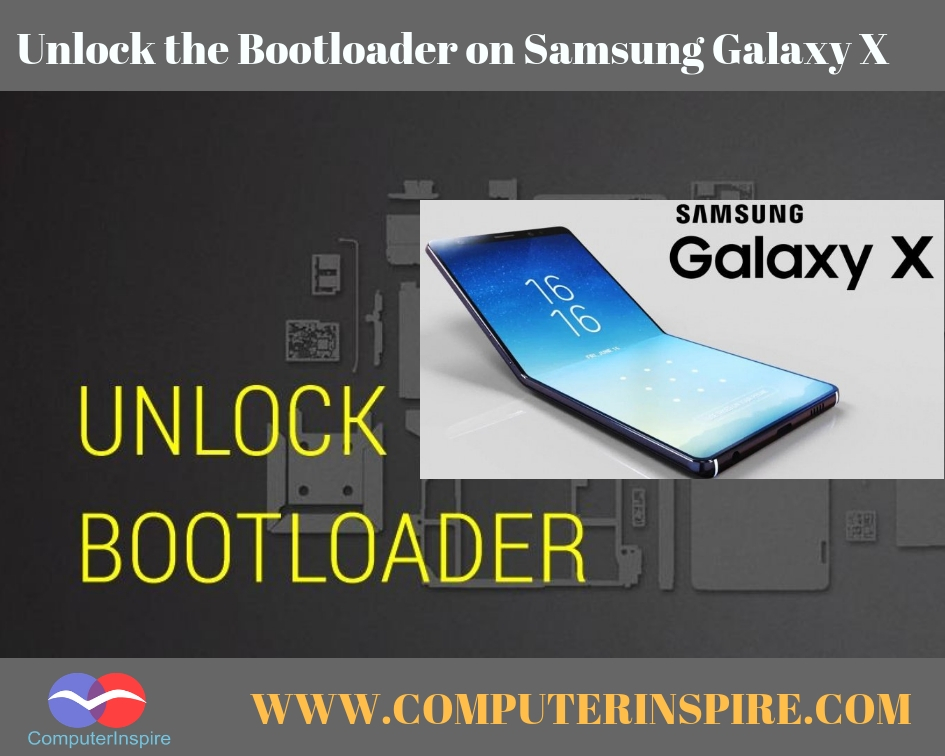 How to unlock Bootloader on Samsung Galaxy X - Computer Inspire