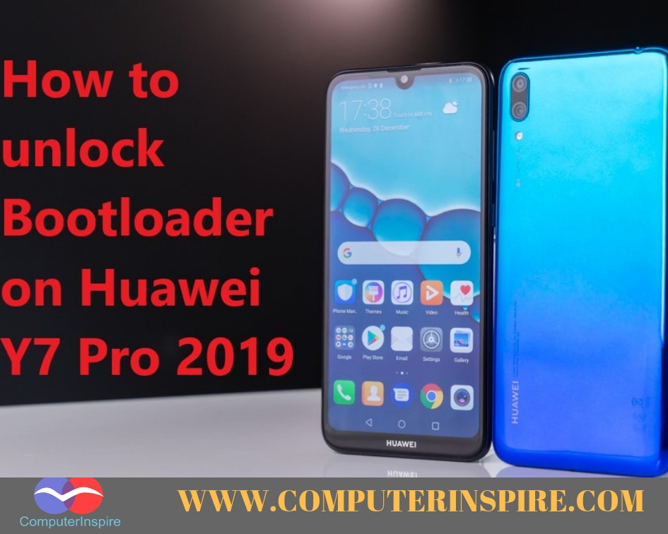 How to unlock Bootloader on Huawei Y7 Pro 2019 - Computer