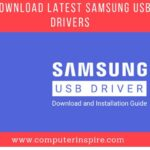 How to Download Latest Samsung USB Drivers [Installation Guide]