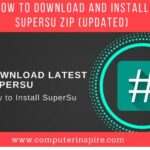 How to Download and Install Latest SuperSU Zip (Updated)