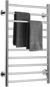 heated towel racks