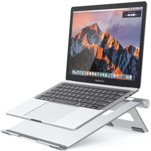 Nulaxy Portable Laptop Stand, Aluminum Cooling Stand
