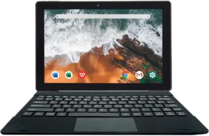 Simbans TangoTab 10 Inch Tablet and Keyboard 2-in-1 Laptop